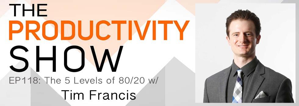 theproductivityshow_timfrancis